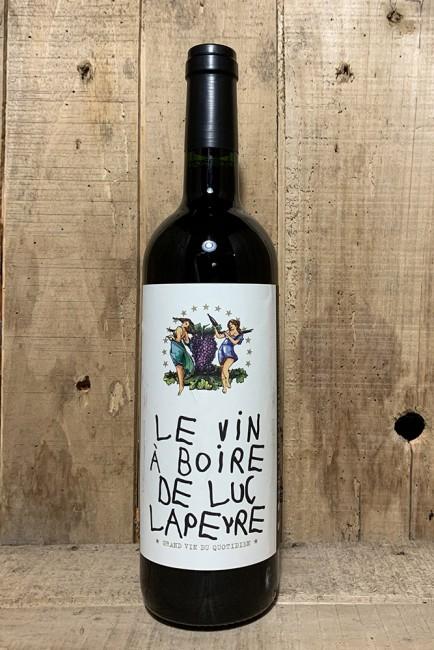 Le vin à boire
