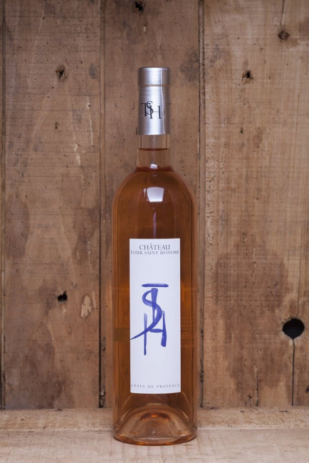 Tour saint Honoré rosé