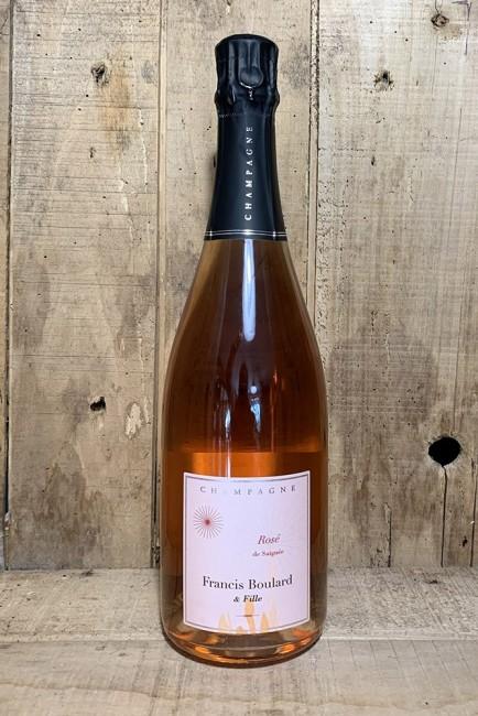 Champagne Boulard rosé de...