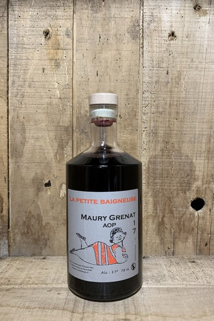 Maury grenat